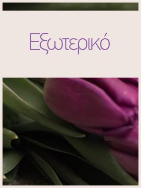 Αποστολή λουλουδιών στο Εξωτερικό