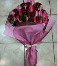 Ανθοδέσμη με Ολλανδικά Εκουαδόρ Τριαντάφυλλα