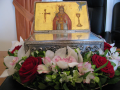 Decorations of the Picture of the relics of Agia Varvara