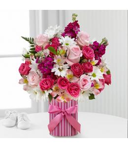 Τριαντάφυλλα αλστρομέριες σε δώρο