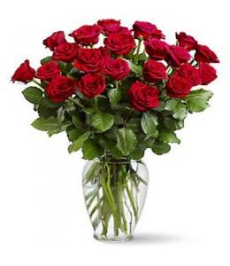 20 Τριαντάφυλλα σε Βάζο