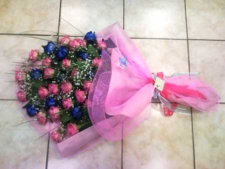 Τριαντάφυλλα Μπλέ - Τριαντάφυλλα Ακουα