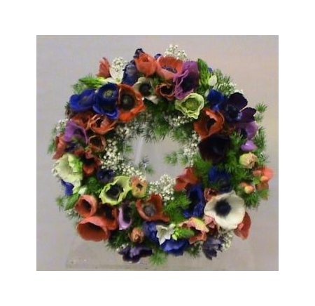 Crucified Christ' s wreath