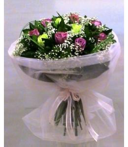 Μπουκέτο Λουλούδια σε Σύνθεση