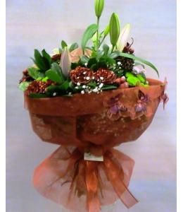 Μπουκέτα Λουλούδια - Σύνθεση Λουλουδιών