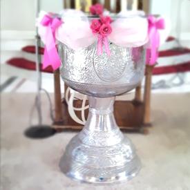 Στολισμός Βάπτισης